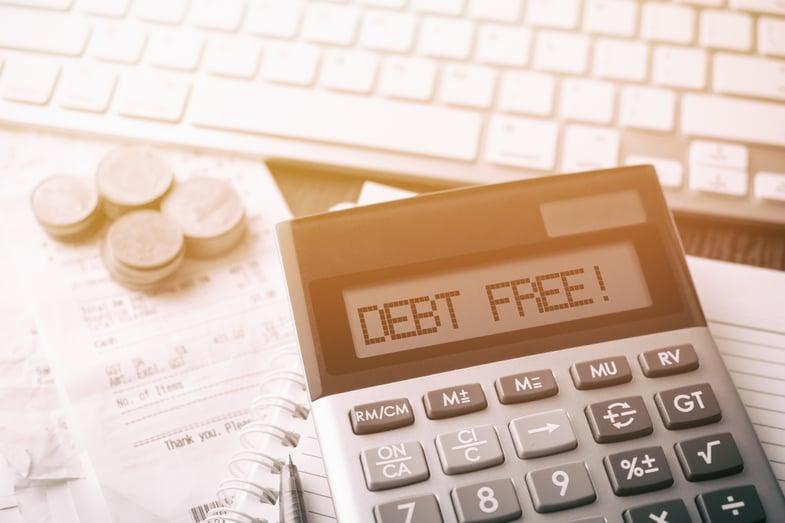 Get Rid of Debt in 2018 With WEOKIE Credit Union.jpg