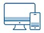 online bank icon front