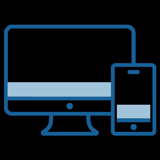 Receive instant balances on Desktop or Mobile