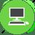 computer icon_green-1