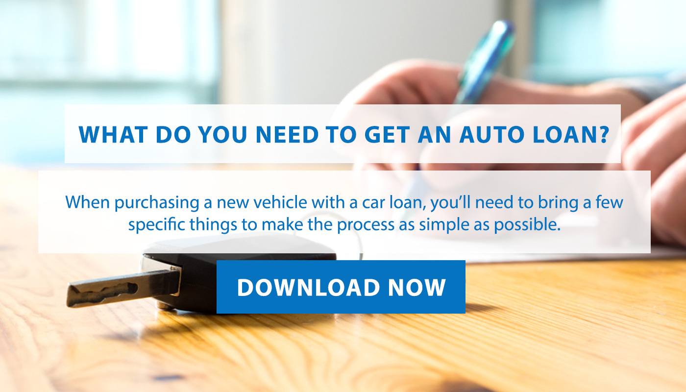 8 Things You Need To Apply For An Auto Loan